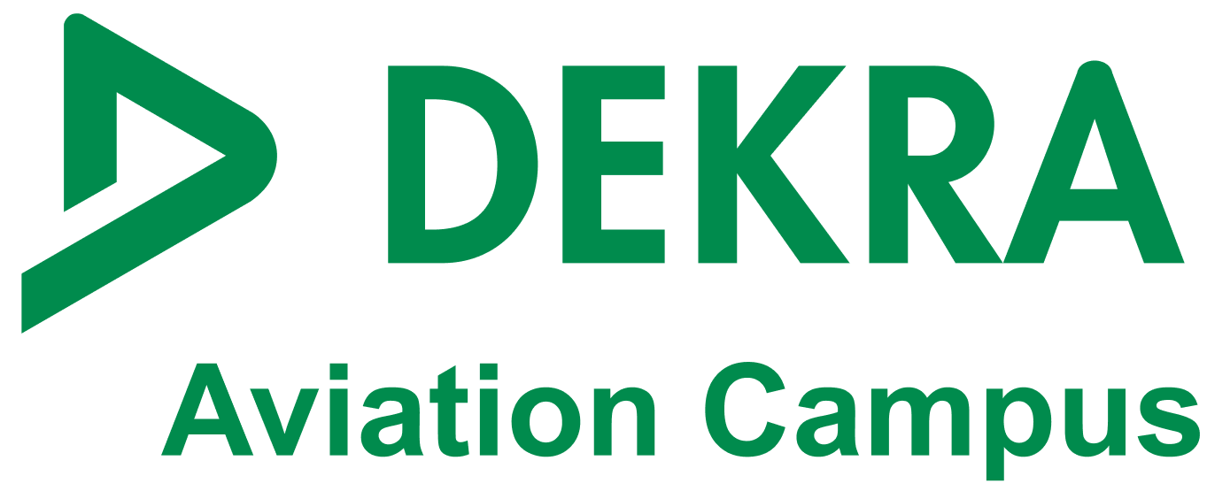 DEKRA Aviation Campus logo